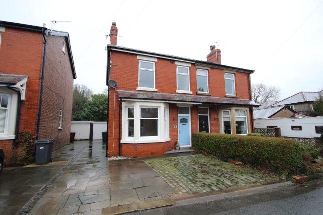 Thumbnail Semi-detached house to rent in Hall Lane, Longton, Preston