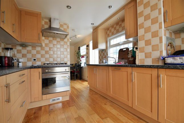 Thumbnail End terrace house to rent in Cross Lane East, Gravesend