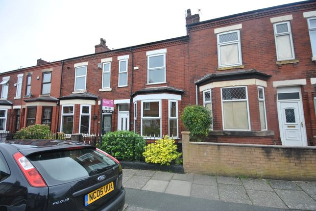 Thumbnail Terraced house to rent in Crawford Street, Monton Manchester