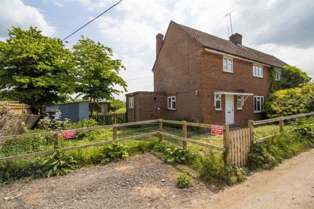 Thumbnail Semi-detached house for sale in The Old Orchard, Nash Meadows, South Warnborough, Hook