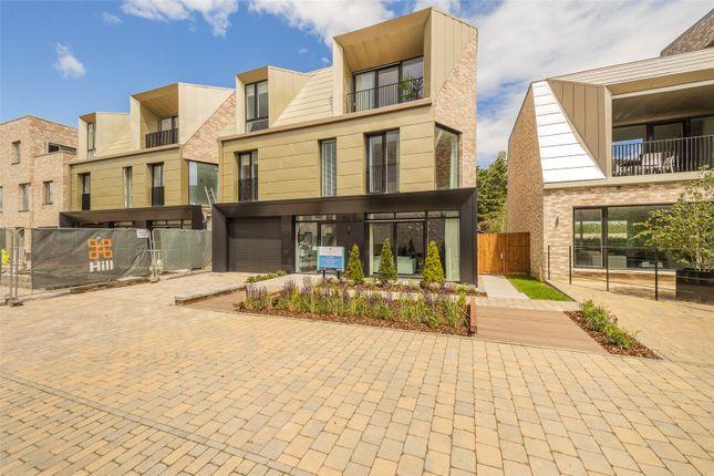 Detached house for sale in Athena At Knights Park, Eddington Avenue, Cambridge