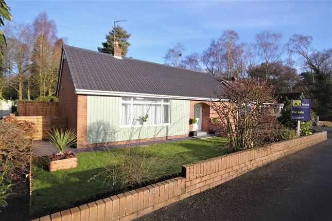 Thumbnail Bungalow for sale in Towers Drive, Higher Heath, Whitchurch