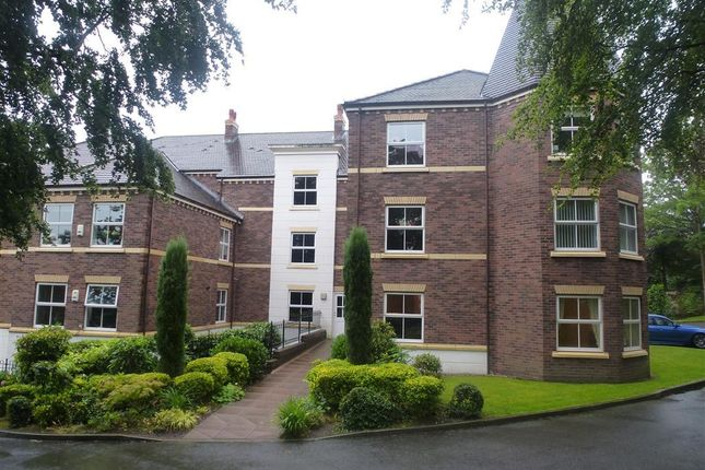Thumbnail Flat to rent in Byron Court, Woolton, Liverpool