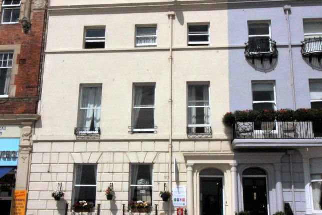 Thumbnail Terraced house for sale in The Esplanade, Weymouth