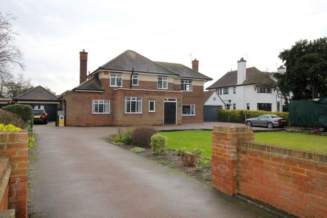 Detached house for sale in Derby Road, Long Eaton