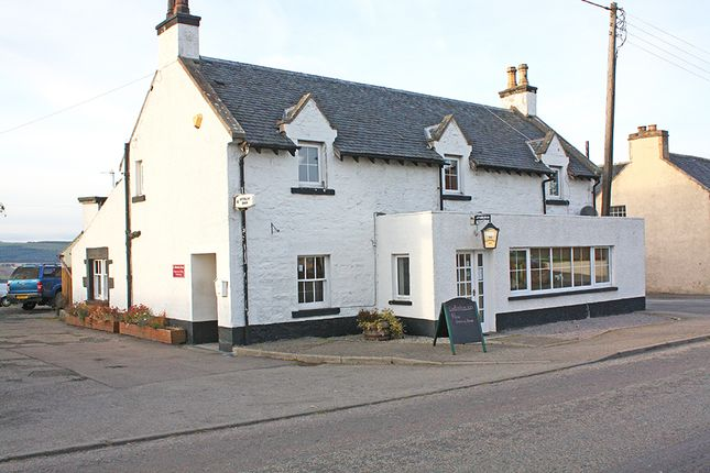 Thumbnail Pub/bar for sale in Culbokie Inn, Dingwall, Ross-Shire