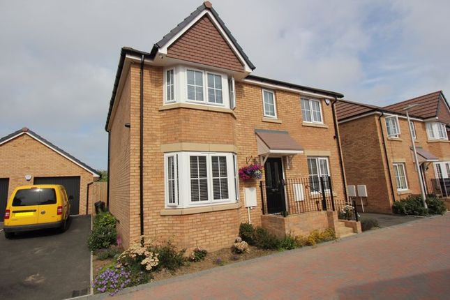 Thumbnail Detached house for sale in Railway Road, Rhoose, Barry