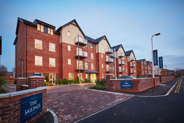 Thumbnail Flat for sale in Alexandra Road, Southport