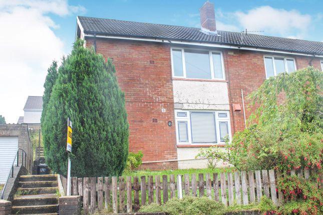 Thumbnail Flat for sale in Newman Road, Trevethin, Pontypool