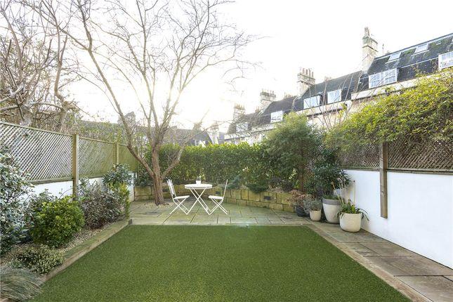 Garden of Brunswick Place, Bath, Somerset BA1