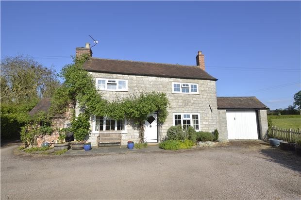 Thumbnail Cottage for sale in Ledbury Road, Staunton, Gloucestershire