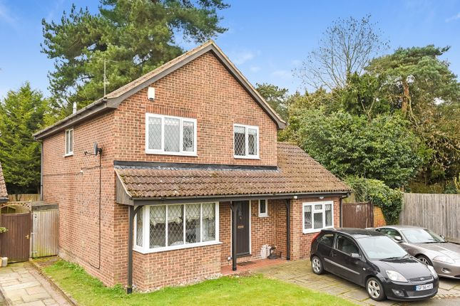 Thumbnail Detached house to rent in London Road, Dunton Green, Sevenoaks