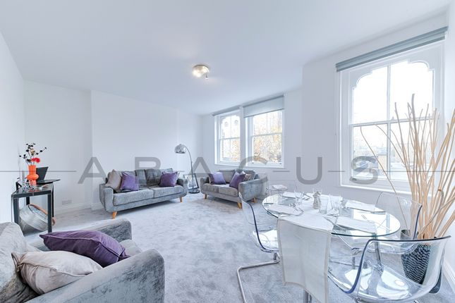 Thumbnail Flat for sale in Victoria Road, Queens Park