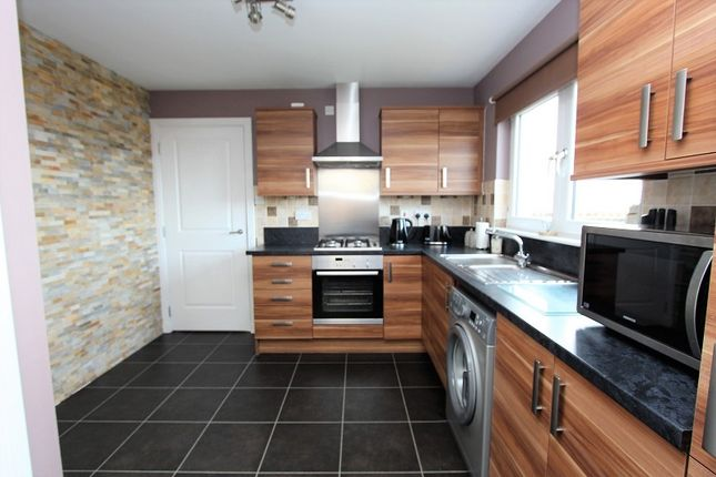 Kitchen of 10 Bramble Close, Slackbuie, Inverness IV2