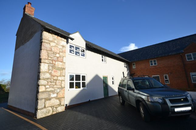 Thumbnail Barn conversion to rent in Bodoryn Fawr, St George