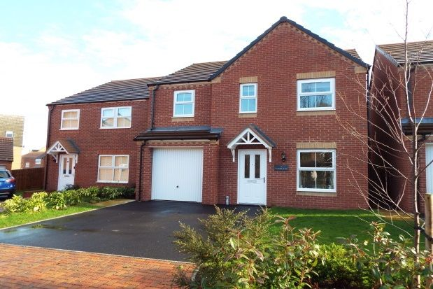 Thumbnail Property to rent in Hatton Close, Redditch