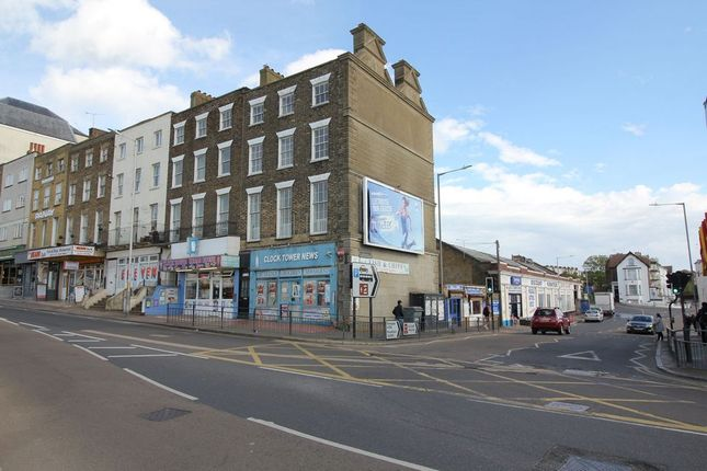 Thumbnail Block of flats for sale in Marine Gardens, Margate