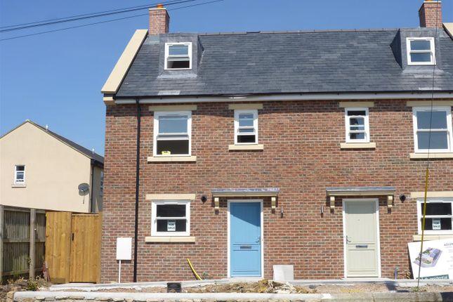 Thumbnail End terrace house for sale in Adcroft Drive, Trowbridge