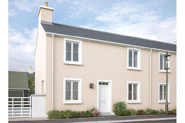 Thumbnail Semi-detached house for sale in Lochandinty Road, Tornagrain, Inverness