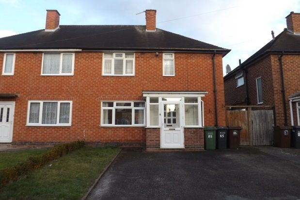 Thumbnail Semi-detached house to rent in Daylesford Road, Solihull