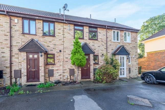 Thumbnail Terraced house for sale in Fanconi Road, Chatham, Kent