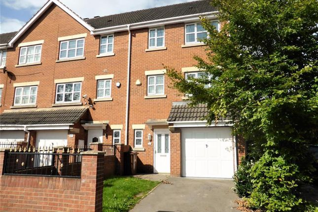 Thumbnail Town house to rent in Rosegreave, Goldthorpe, Rotherham