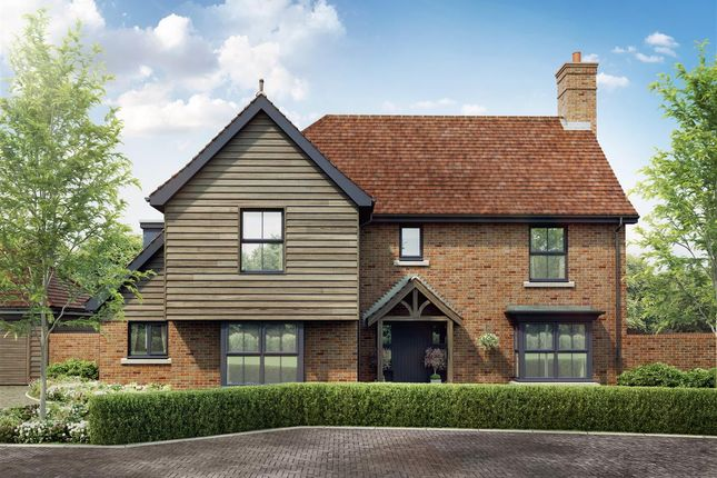 5 bed detached house for sale in The Fushcia, Radstone Gate, Thorn Lane, Stelling Minnis CT4