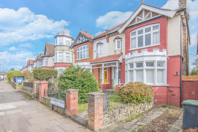 Thumbnail Flat for sale in Ulleswater Road, Southgate