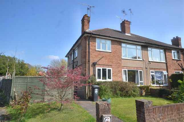 Thumbnail Flat to rent in Poundfield, Watford