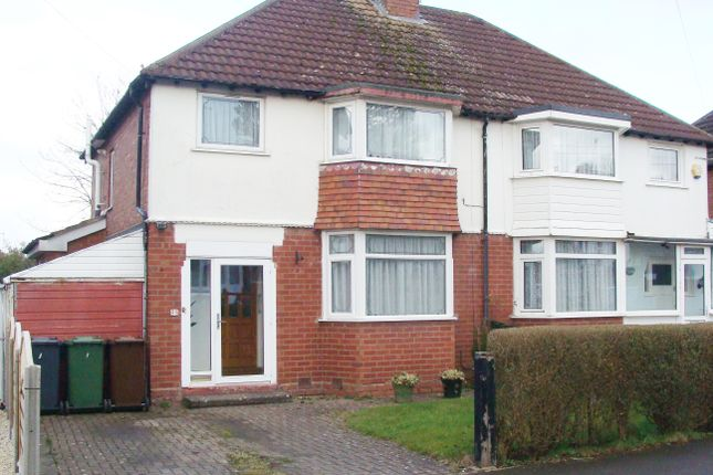 Thumbnail Semi-detached house for sale in Meadowfield Road, Rubery