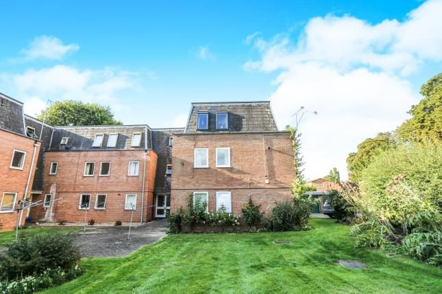 Thumbnail Flat for sale in Grove Court, Arlesey, Bedfordshire, England