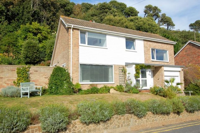 Thumbnail Terraced house for sale in Radnor Cliff, Sandgate