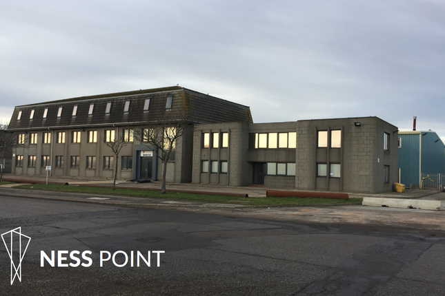 Thumbnail Office for sale in Ness Point, Blackness Road, Altens Industrial Estate, Aberdeen