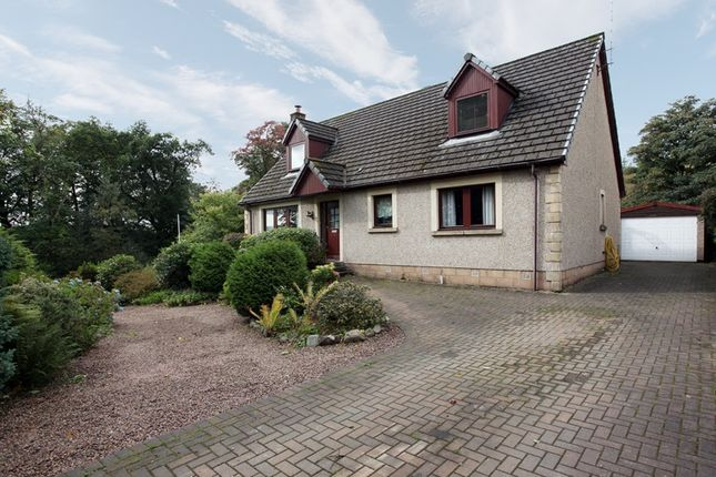 Thumbnail Detached house for sale in Woodlands Naemoor Road, Crook Of Devon, Kinross
