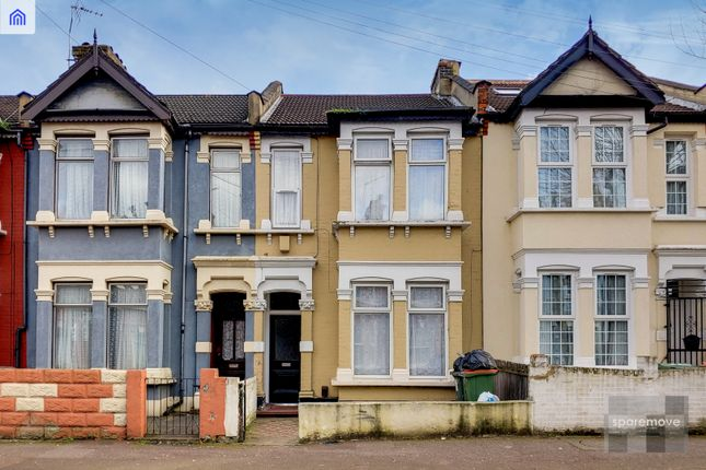 Thumbnail Terraced house for sale in Charlemont Road, East Ham