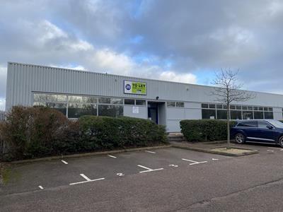 Warehouse to let in 20 Clarke Road, Mount Farm, Milton Keynes, Buckinghamshire