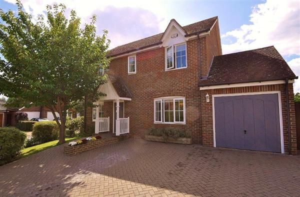 Thumbnail Detached house for sale in Galloway Drive, Kennington, Ashford