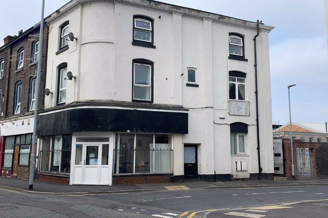 Thumbnail Commercial property for sale in High Street, Stoke-On-Trent, Staffordshire