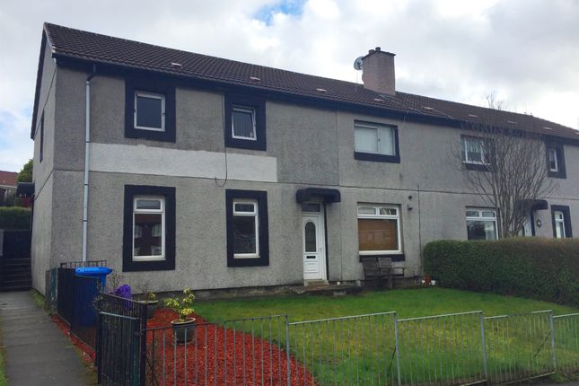 Thumbnail Flat for sale in Northgate Road, Balornock, Glasgow