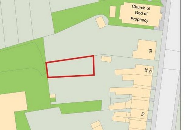 Thumbnail Land for sale in 42 Commonside, Dudley