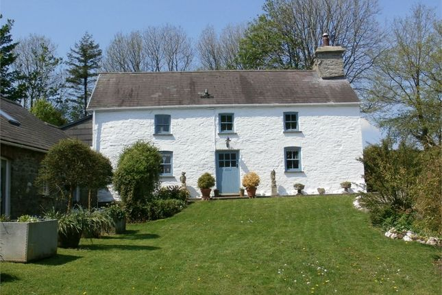 Thumbnail Detached house for sale in Bancyffordd, Llandysul