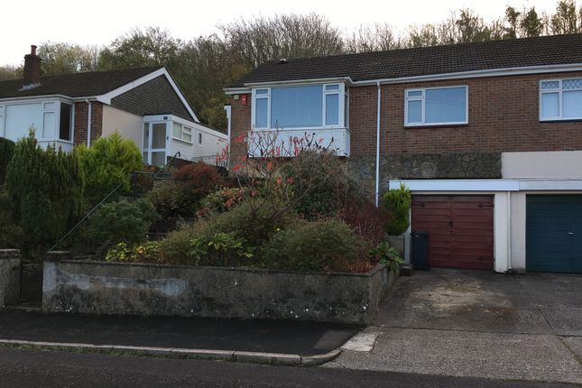Thumbnail Semi-detached bungalow to rent in Northleat Avenue, Paignton