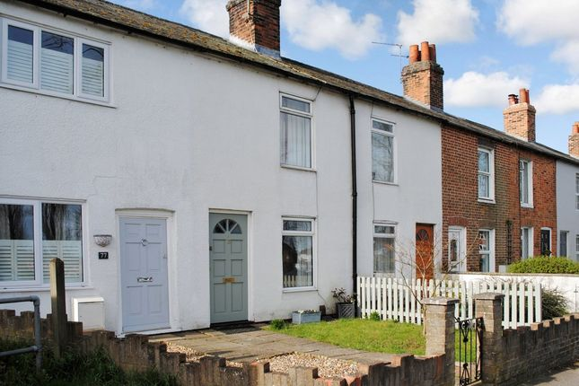 Thumbnail Terraced house for sale in Greenham Road, Newbury