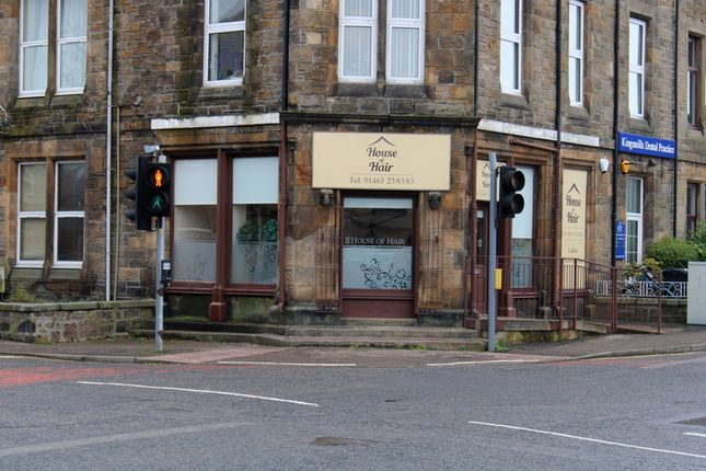Retail premises for sale in Leasehold - House Of Hair, 19 Kingsmills Road, Inverness