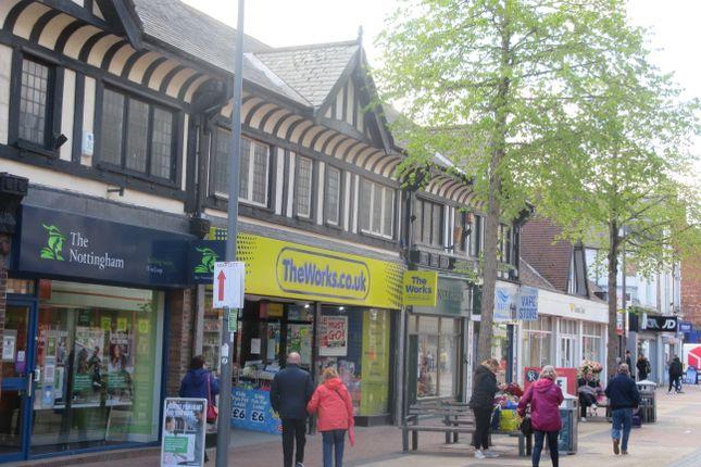 Thumbnail Retail premises for sale in Bridge Place, Worksop