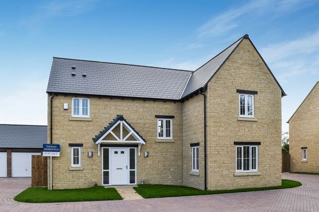 Thumbnail Detached house for sale in Abingdon Road, Marcham, Abingdon