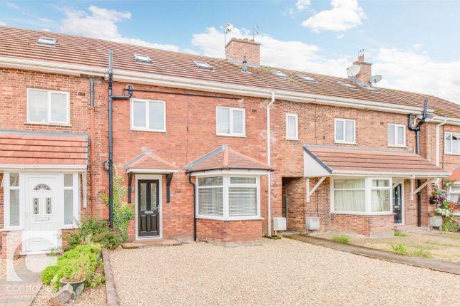 Thumbnail Terraced house to rent in Mill Green, Willaston, Neston, Cheshire