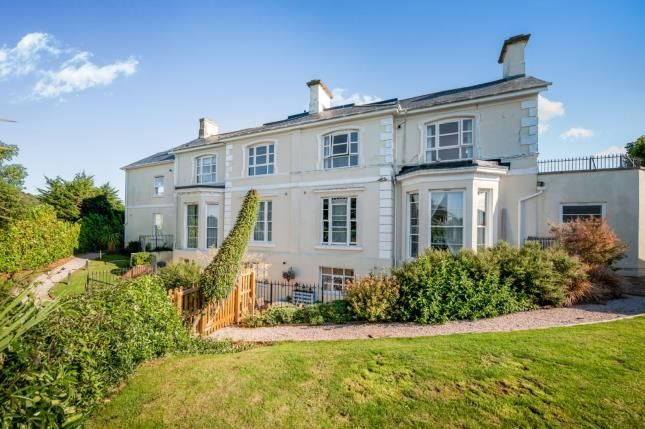 Thumbnail Flat for sale in Lansdowne Road, Torquay, Devon