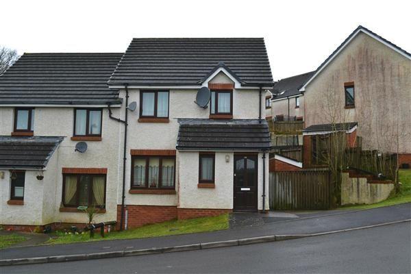 2 bed semi-detached house for sale in Llys Caermedi, Carmarthen