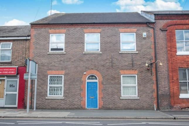 Thumbnail Property for sale in Park Terrace, Manor Road, Luton, Bedefordshire
